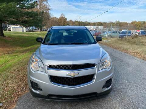 2010 Chevrolet Equinox for sale at Speed Auto Mall in Greensboro NC