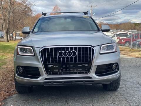2013 Audi Q5 for sale at Speed Auto Mall in Greensboro NC