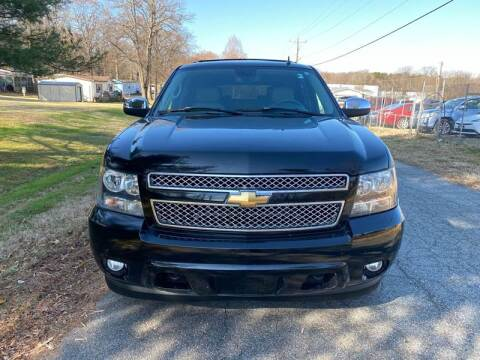 2007 Chevrolet Tahoe for sale at Speed Auto Mall in Greensboro NC