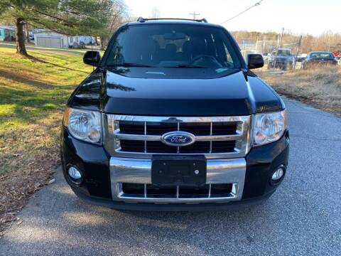 2012 Ford Escape for sale at Speed Auto Mall in Greensboro NC