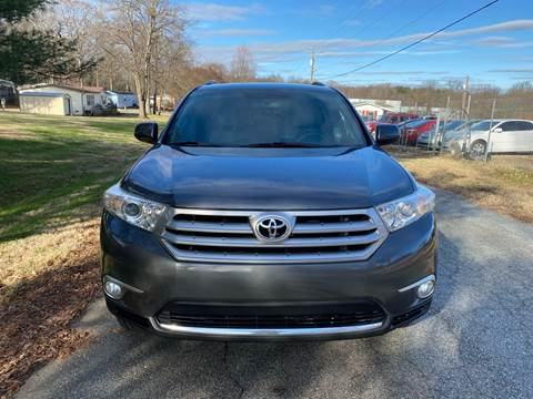 2011 Toyota Highlander for sale at Speed Auto Mall in Greensboro NC