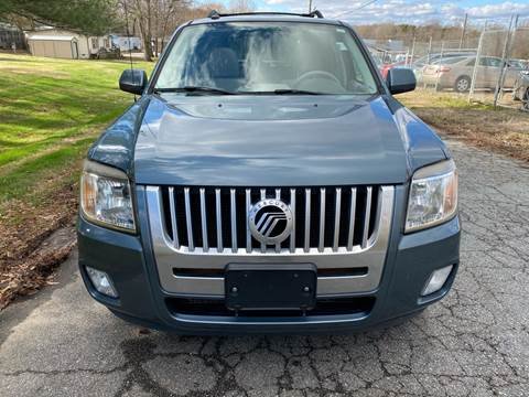 2010 Mercury Mariner for sale at Speed Auto Mall in Greensboro NC