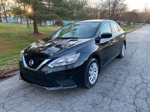2017 Nissan Sentra for sale at Speed Auto Mall in Greensboro NC