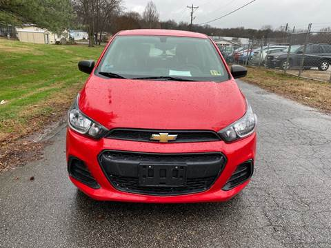 2017 Chevrolet Spark for sale at Speed Auto Mall in Greensboro NC