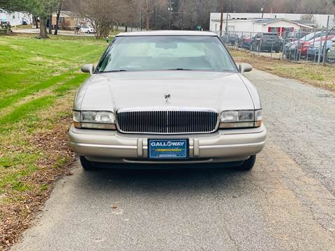 1996 Buick Park Avenue for sale at Speed Auto Mall in Greensboro NC