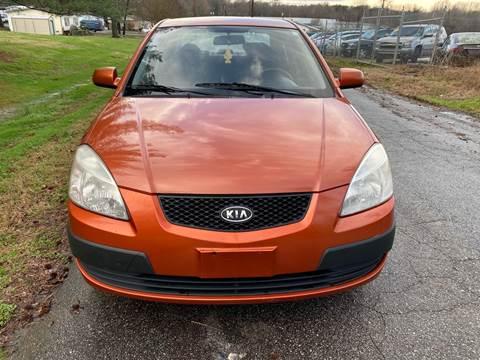 2009 Kia Rio for sale at Speed Auto Mall in Greensboro NC