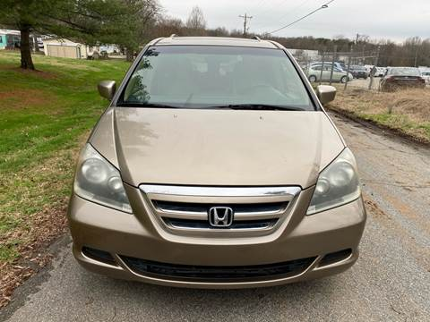 2005 Honda Odyssey for sale at Speed Auto Mall in Greensboro NC