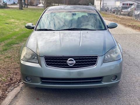 2006 Nissan Altima for sale at Speed Auto Mall in Greensboro NC