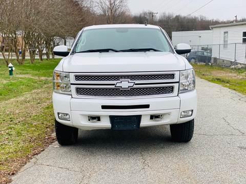 2013 Chevrolet Silverado 1500 for sale at Speed Auto Mall in Greensboro NC