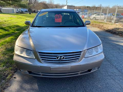 2008 Hyundai Azera Limited for sale at Speed Auto Mall in Greensboro NC