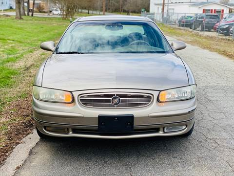 2001 Buick Regal for sale at Speed Auto Mall in Greensboro NC