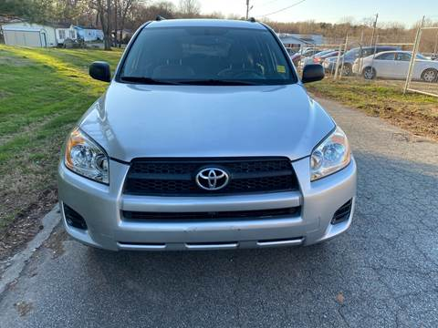 2010 Toyota RAV4 for sale at Speed Auto Mall in Greensboro NC
