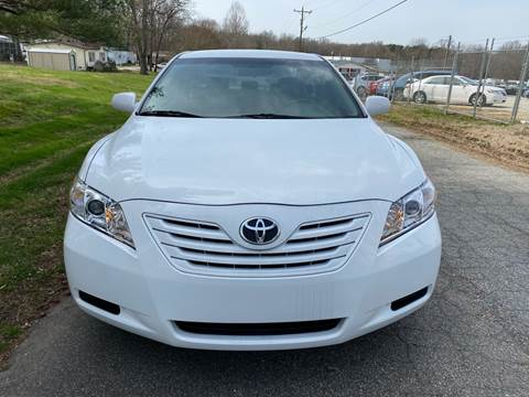 2007 Toyota Camry for sale at Speed Auto Mall in Greensboro NC
