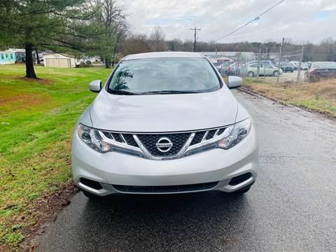 2014 Nissan Murano for sale at Speed Auto Mall in Greensboro NC