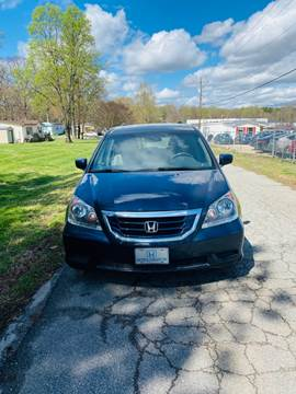 2009 Honda Odyssey for sale at Speed Auto Mall in Greensboro NC