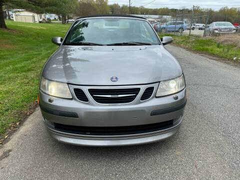 2005 Saab 9-3 for sale at Speed Auto Mall in Greensboro NC
