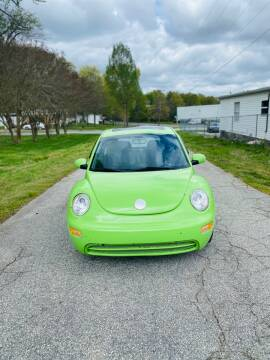 2004 Volkswagen New Beetle for sale at Speed Auto Mall in Greensboro NC