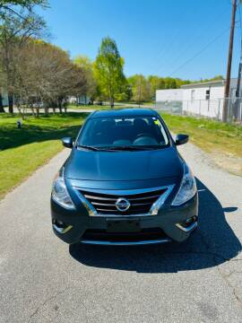 2016 Nissan Versa for sale at Speed Auto Mall in Greensboro NC