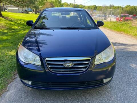 2009 Hyundai Elantra for sale at Speed Auto Mall in Greensboro NC