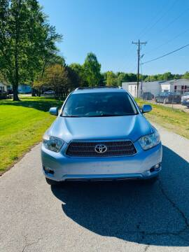 2008 Toyota Highlander Hybrid for sale at Speed Auto Mall in Greensboro NC