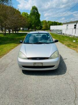 2003 Ford Focus for sale at Speed Auto Mall in Greensboro NC