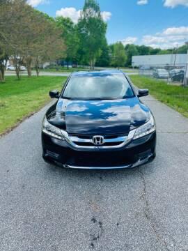 2013 Honda Accord for sale at Speed Auto Mall in Greensboro NC
