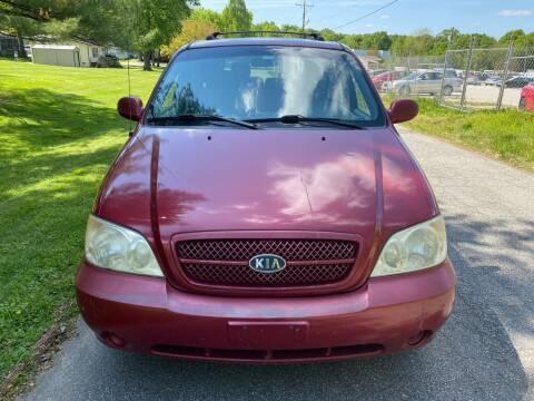 2005 Kia Sedona for sale at Speed Auto Mall in Greensboro NC