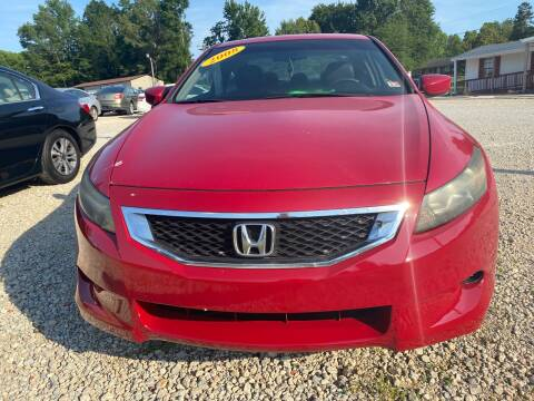 2008 Honda Accord for sale at Speed Auto Mall in Greensboro NC