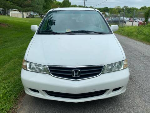 2004 Honda Odyssey for sale at Speed Auto Mall in Greensboro NC