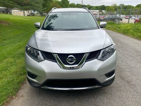 2014 Nissan Rogue for sale at Speed Auto Mall in Greensboro NC