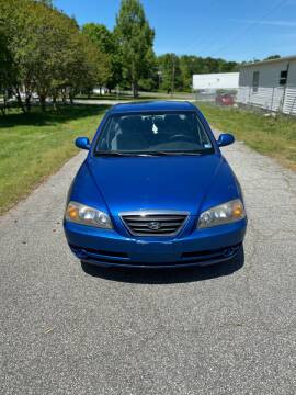 2005 Hyundai Elantra for sale at Speed Auto Mall in Greensboro NC