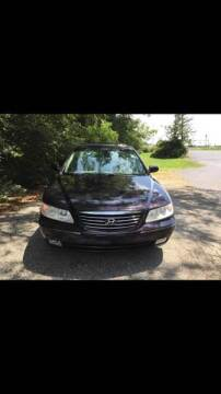 2006 Hyundai Azera for sale at Speed Auto Mall in Greensboro NC