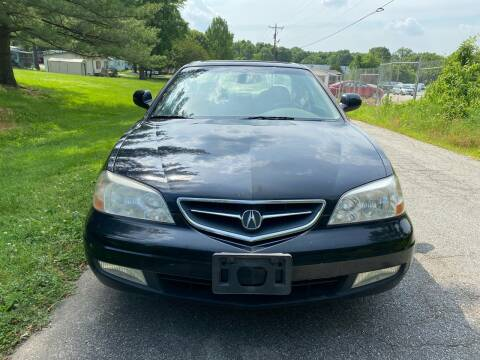 2001 Acura CL for sale at Speed Auto Mall in Greensboro NC