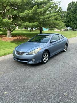 2006 Toyota Camry Solara for sale at Speed Auto Mall in Greensboro NC