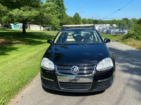 2010 Volkswagen Jetta for sale at Speed Auto Mall in Greensboro NC