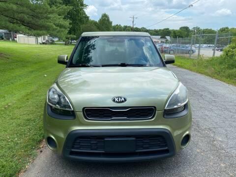 2013 Kia Soul for sale at Speed Auto Mall in Greensboro NC