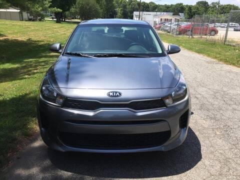 2020 Kia Rio for sale at Speed Auto Mall in Greensboro NC