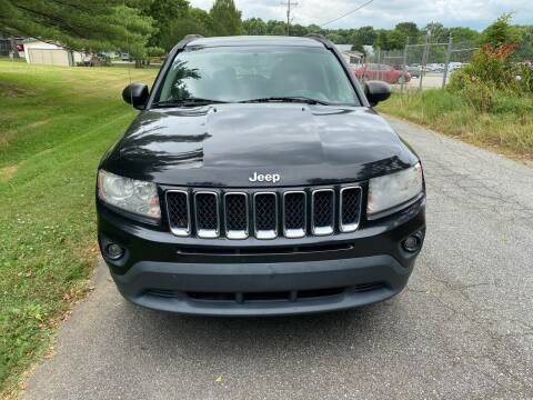 2012 Jeep Compass for sale at Speed Auto Mall in Greensboro NC