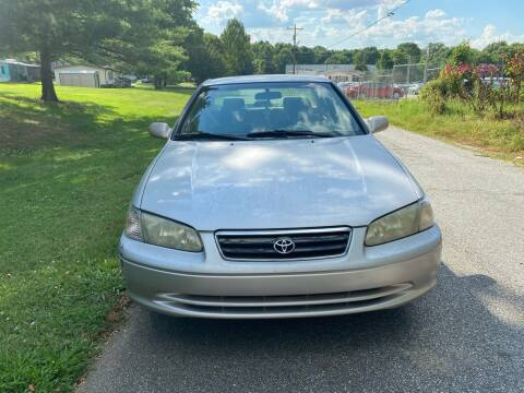 2001 Toyota Camry for sale at Speed Auto Mall in Greensboro NC