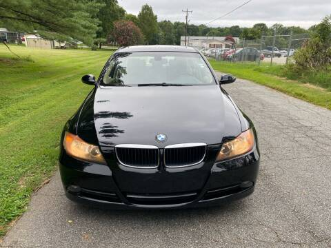 2008 BMW 3 Series for sale at Speed Auto Mall in Greensboro NC