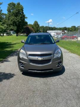2012 Chevrolet Equinox for sale at Speed Auto Mall in Greensboro NC