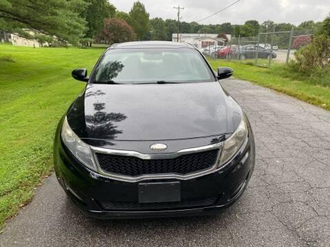 2013 Kia Optima for sale at Speed Auto Mall in Greensboro NC