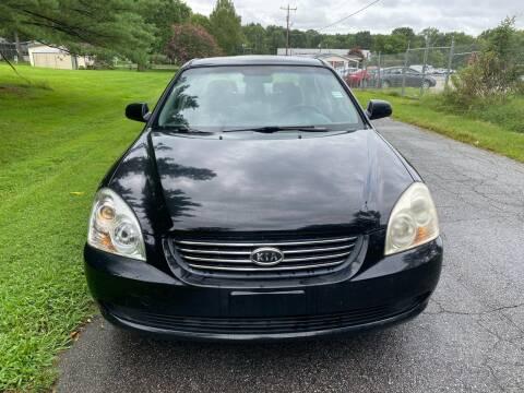 2007 Kia Optima for sale at Speed Auto Mall in Greensboro NC