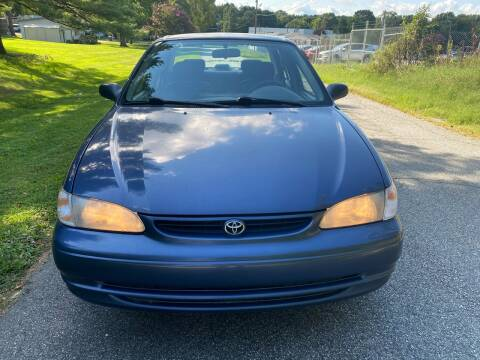 2000 Toyota Corolla for sale at Speed Auto Mall in Greensboro NC