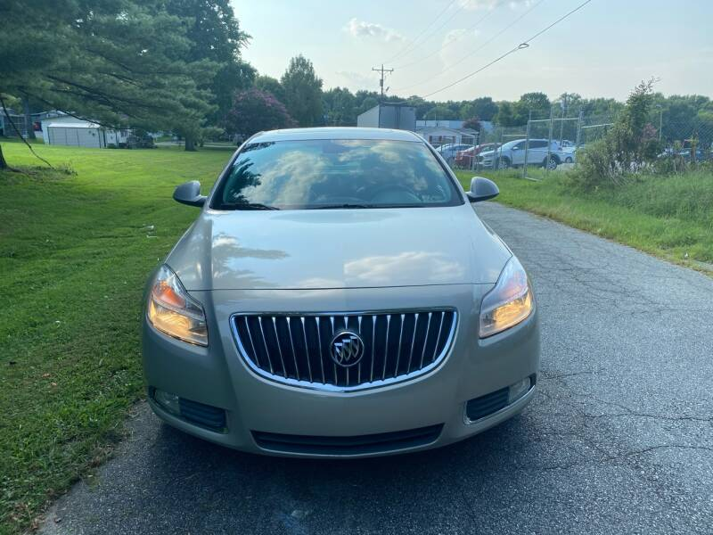 2011 Buick Regal for sale at Speed Auto Mall in Greensboro NC