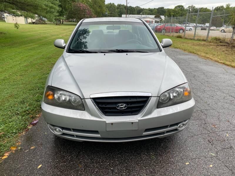 2006 Hyundai Elantra for sale at Speed Auto Mall in Greensboro NC