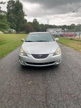2005 Toyota Camry Solara for sale at Speed Auto Mall in Greensboro NC