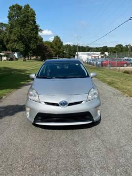2013 Toyota Prius for sale at Speed Auto Mall in Greensboro NC