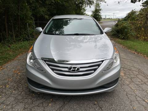 2014 Hyundai Sonata for sale at Speed Auto Mall in Greensboro NC