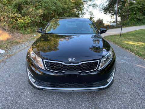 2011 Kia Optima Hybrid for sale at Speed Auto Mall in Greensboro NC